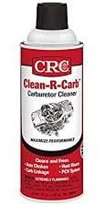 CRC Clean-R-Carb aerosol spray