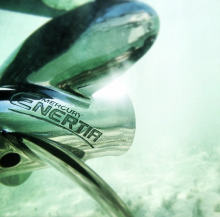 Mercury Inertia Propeller
