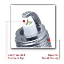Marine Spark Plugs Spark Plugs for Boat Motors