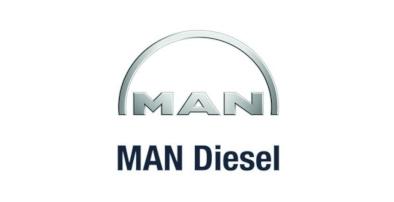 MAN marine diesel logo