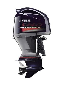 Yamaha vmax sho 250 hp 4 stroke outboard