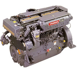 Yanmar Marine 6hym marine diesel engine