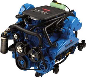 Crusader-Engines-5-7L-V8 replete with marine cruise control