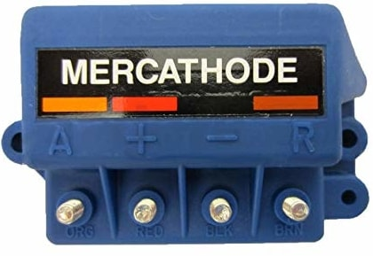 mercathode prevent corrosion on lower units