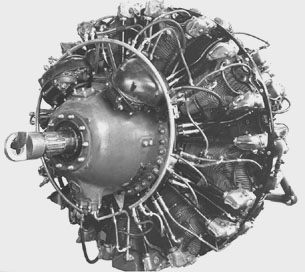 Pratt & Whitney R-2800 radial engine