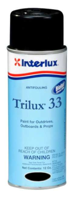 Interlux's TriLux antifouling for outboards