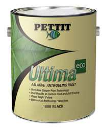 Pettit Marine Ultima Eco antifouling for outboards