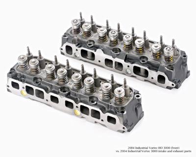 GM vortec cylinder heads