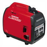 Honda's 2kW portable electrical generator