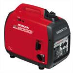 Honda's 2kW portable electrical generator
