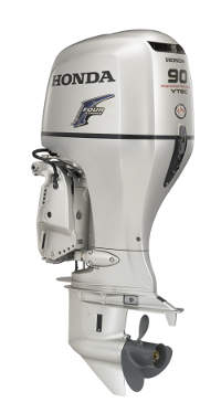 Honda marine BF90 outboard motor