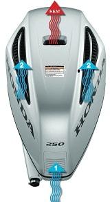 Honda bf250 outboard motor air cowling