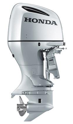 Honda 250 horsepower outboard