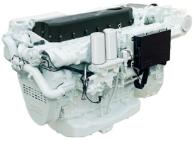 Iveco Marine's Cursor Family of diesel engines