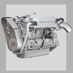 John Deere 6068 Marine Diesel Engine