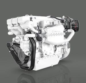 John Deere marine diesel 6125