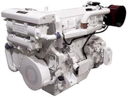 Lugger L1276A Marine Diesel