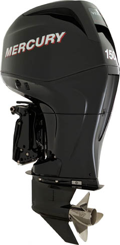 Mercury 39 S Verado Family Of Four Stroke Outboard Motors