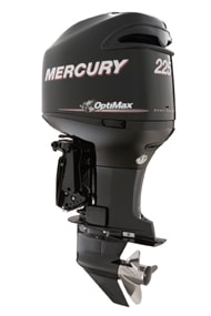 Mercury Marine 250 OptiMax direct injected outboard motor