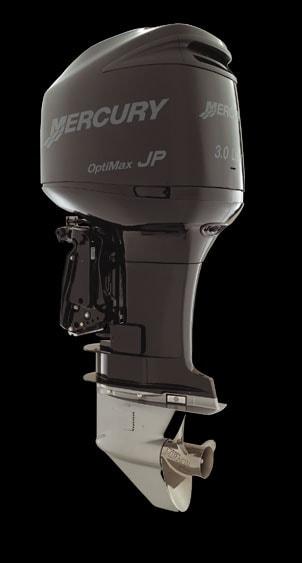 Mercury Racing's OptiMax JP