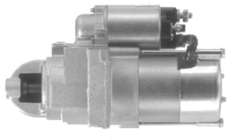 GM's marine engine starter motors meet USCG specifications.