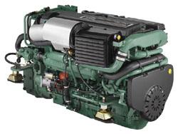 volvo penta d9 a big horsepower marine diesel engine rh marineenginedigest com Volvo Penta Engine Diagram Volvo Penta Wiring Harness