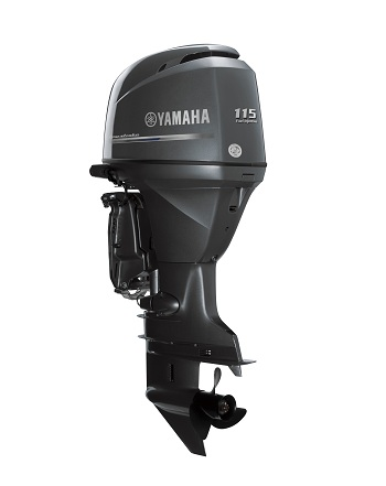 Yamaha 115 hp 4-stroke outboard motor
