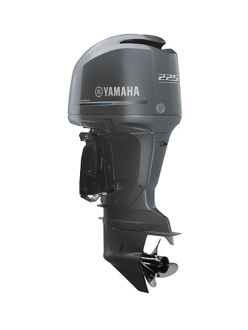 Yamaha Outboard F200/F225 - 200 and 225 hp 4-stroke outboard motor
