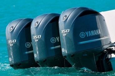 Yamaha 350 hp outboard
