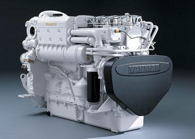 Yanmar Marine 6sy-720 marine diesel engine