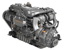 Yanmar Marine 4JH4 marine diesel engine