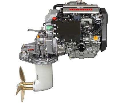 Yanmar marine 3JH4 marine diesel engine