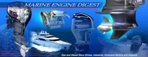 marine engine digest banner