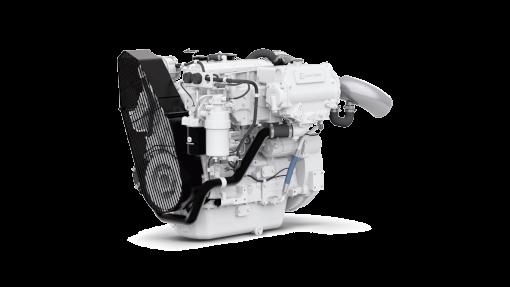 John Deere 4.5L-PowerTech marine diesel engine