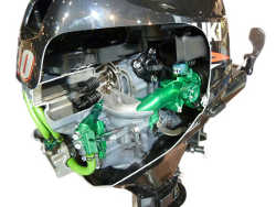 Suzuki DF15A outboard eFI