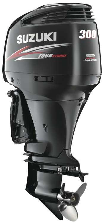 Suzuki DF300A outboard motor