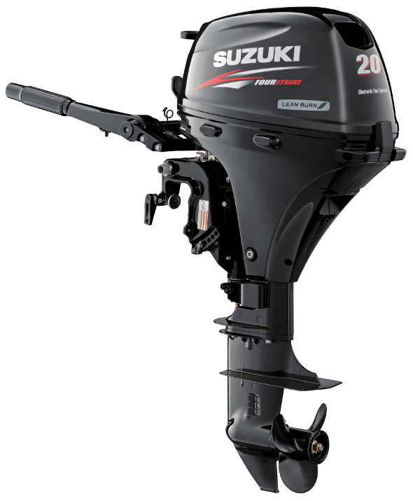 Suzuki DF20A EFI outboard motor