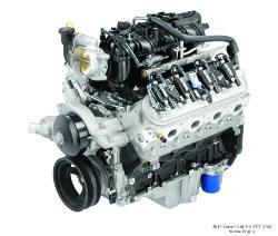 GMs L96 marine engine