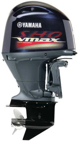 Yamaha VMAX SHO 150