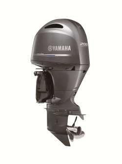 Yamaha F200 InLine 4-cylinder outboard motor