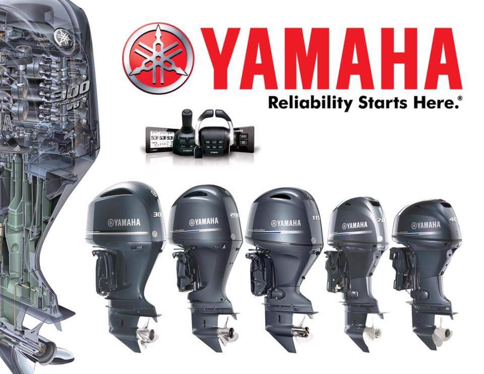 yamaha marine outboard lineup