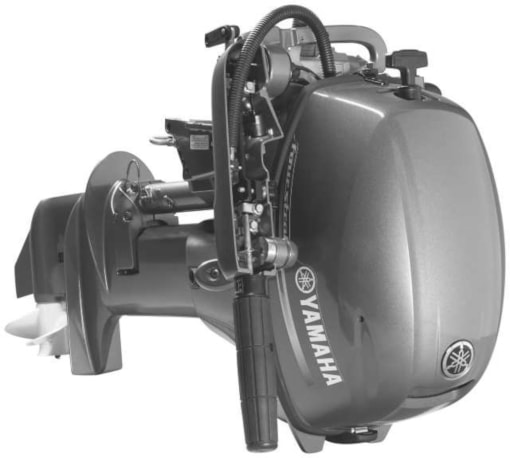 Yamaha Marine F9 9 And T9 9 Outboard Motor Redesign