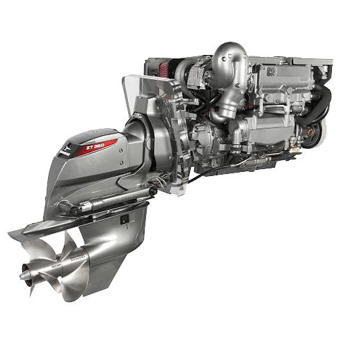 Yanmar BMW turbo diesel