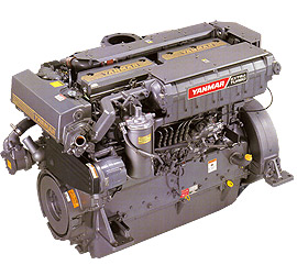 desalinated reverse osmosis water can corrode an engine from the inside out a yanmar marine 6hym marine diesel engine