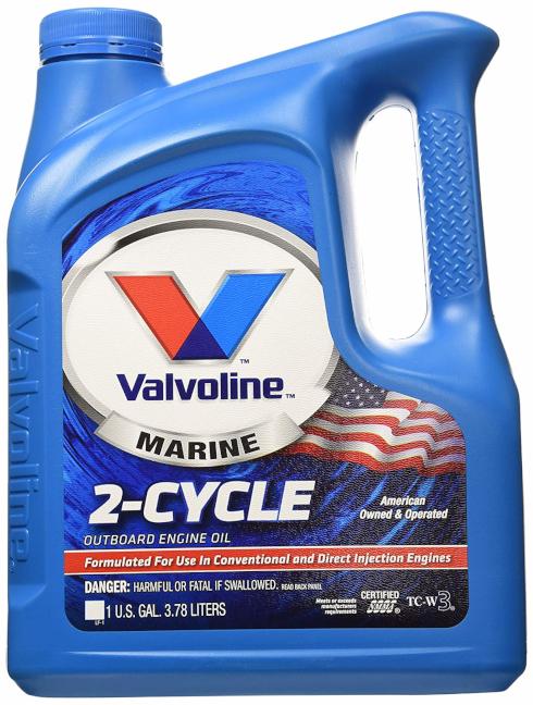 Valvoline TC-W3 outboard Motor Oil