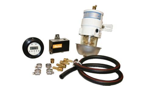 diesel fuel polisher