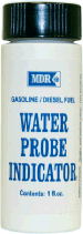 MDR's water indicator kit