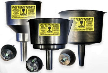 mr funnel fuel filter funnel