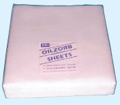 oil absorbent sheets