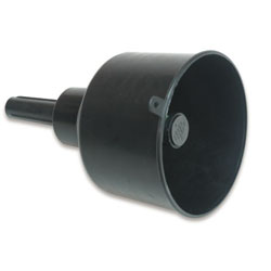 fuel filter funnel